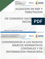 Conferencia VII Congreso Nacional Restaurantes 2015