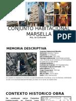 Conjunto Habitacional Marsella