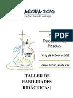 folleto Habilidades Didácticas