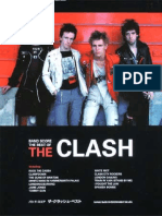 The Clash - Best - Full Score Japan