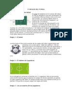 17 Reglas Del Futbol por freemery