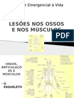 3. Lesões Osseas e Musculares (2)