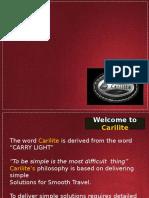 Carilite PowerPoint
