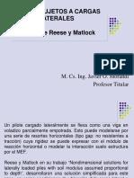 Método de Reese y Matlock