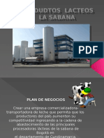 Productos Lacteos La Sabana