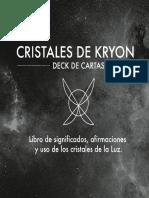Cristales de Kryon