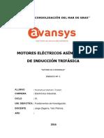 Motores Eléctricos Asíncronos