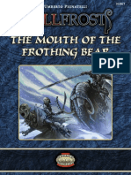 Hellfrost - N3 the Mouth of the Frothing Bear