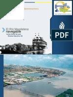 Proyecto Río MagdalenaNavegable