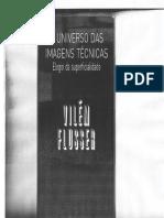FLUSSER O Universo Das Imagens Tecnicas.pdf