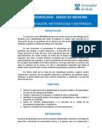 Presentación Epi 2015-16
