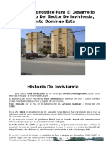 Diagnostico de Invivienda