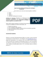Evidencia 4 Diligenciamiento Del Formato Planeacion Estrategica Comparada