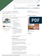 Almôndegas de Forno Carnes Mais Você Receitas.com