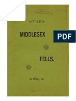 Davenport Fells Lecture 1893