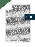Shute, Boston Evening Transcript, 1889