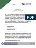 Características Colaboraciones. Marketing