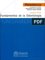 Periodoncia Fundamentos de Odontologia