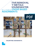 Tesis DELFT- Adsorptive Removal of Heavy Metals From Groundwater by Iron Oxide Based Adsorbents-CRC Press_Balkema (2013)