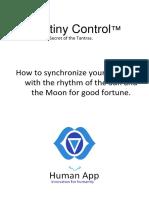 Destiny Control Manual