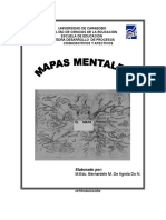Material Nro. 12 Mapas Mentales Prof. Bernardete de Agrela