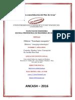 U4_Tarea - Investigacion Formativa [Monografía IV Avance]