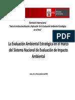 ESTUDIO AMBIENTAL ESTRATEGICO
