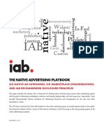 IAB Native Advertising Playbook (2014!04!14)