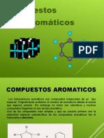 Compuestos Aromaticos - Quimica Organica