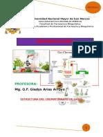 Cromatografia en alimentos
