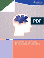 Cuaderno de Estimulación Cognitiva Nivel Inicial