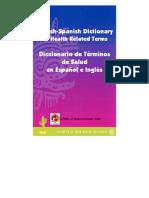 Diccionario Médico Inglés - Español