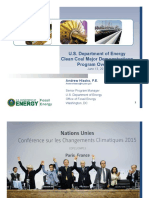 U.S. DOE CCS Projects