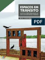 VIEIRA COSTA, Gil. Espaços em trânsito - múltiplas territorialidades da arte contemporânea paraense