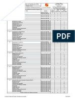 Lista de Equipos de Radiocomunicaciones