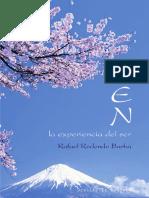 Zen, La Experienciadel Ser