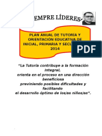 PLAN ANUAL DE TUTORA Y ORIENTACIÓN EDUCATIVA 2013.doc