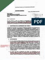 Oficio Defensoria del Pueblo