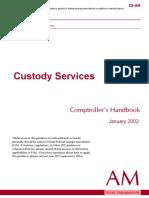 Custody Service