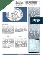 Contraloría General de La República de Chile