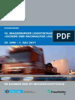 Wissenschaftstage Logistik