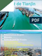 Port de Tianjin
