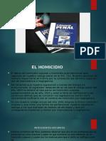 Diapositivas Penal 4ciclo Penal
