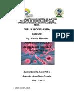 Trabajo Virus Micoplasma (1)