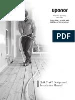QuikTrak Design and Installation Manual