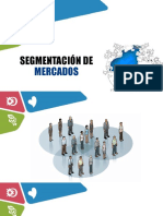 3.1. Segmentación de Mercados