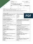 Prueba Proceso Textos Argumentativos 4to Medio