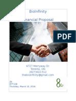 financial proposal  2