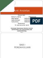 254030913 Referat Obat Anti Ansietas Ppt