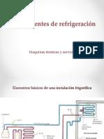 Componentes de Refrigeracion Maquinas Termicas